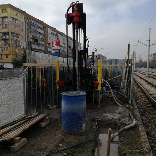 Ботевградско шосе, обществена поръчка
